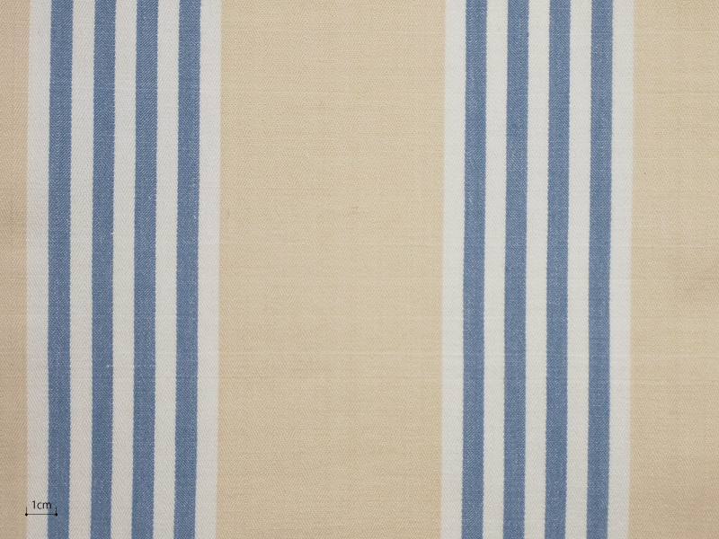 Cotton Stripes Canara 【 Canara No.6 】 ( Sofa / Curtain )