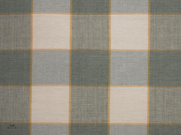 Cotton Checks Chetti 【 Chetti No.4 】 ( Sofa / Curtain )
