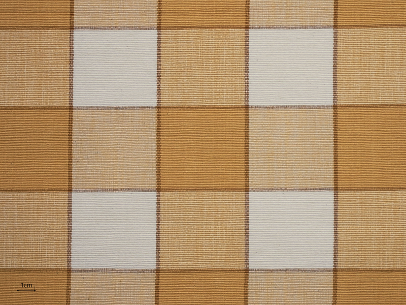 Cotton Checks Chetti 【 Chetti No.7 】 ( Sofa / Curtain )
