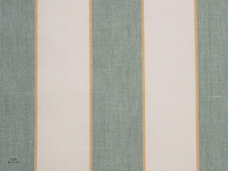 Cotton Stripes Chilla 【 Chilla No.4 】 ( Sofa / Curtain )