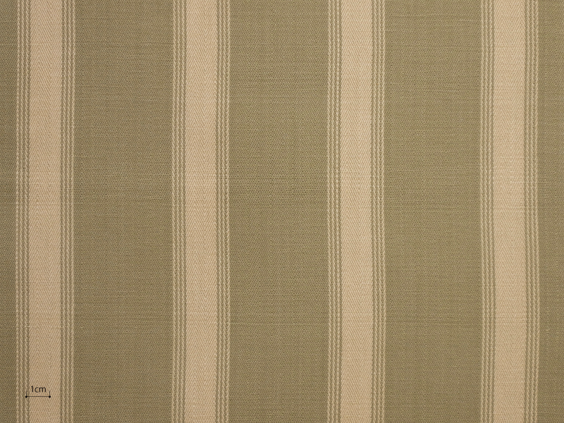 Cotton Stripes Mercara 【 Mercara No.7 】 ( Sofa / Curtain )