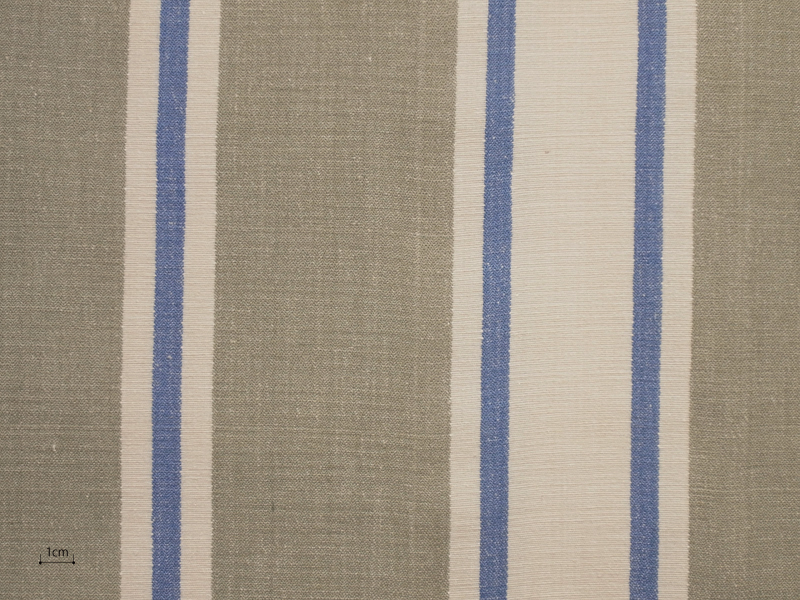 Cotton Stripes Merpal 【 Merpal No.3 】 ( Sofa / Curtain )