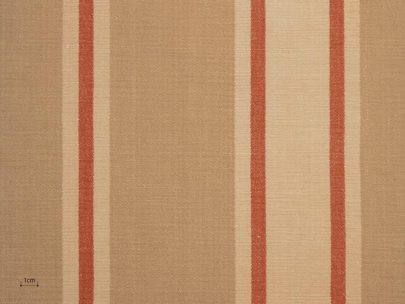 Cotton Stripes Merpal 【 Merpal No.4 】 ( Sofa / Curtain )