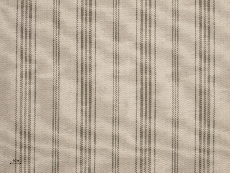 Cotton Stripes Patry 【 Patry No.2 】 ( Sofa / Curtain )