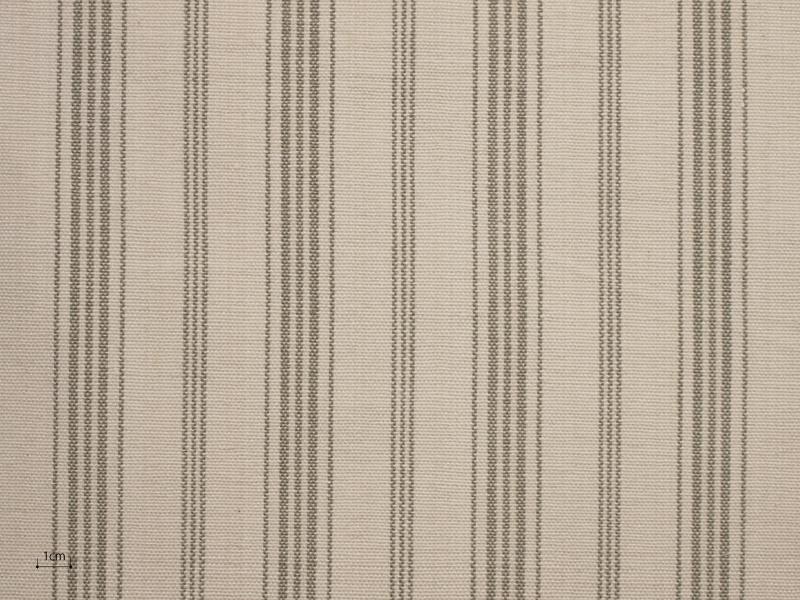 Cotton Stripes Patry 【 Patry No.2 】 ( Sofa / Curtain )