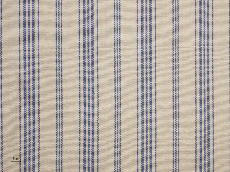 Cotton Stripes Patry 【 Patry No.3 】 ( Sofa / Curtain )