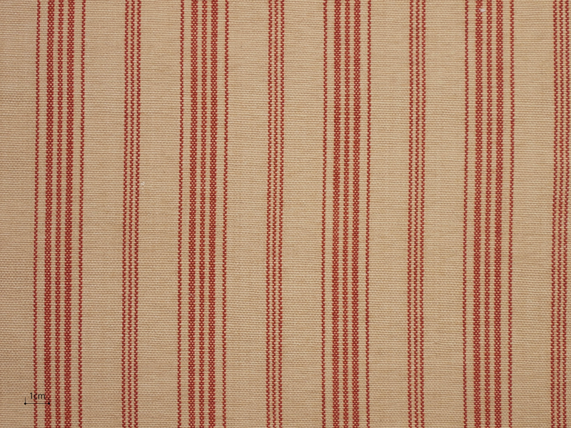 Cotton Stripes Patry 【 Patry No.4 】 ( Sofa / Curtain )