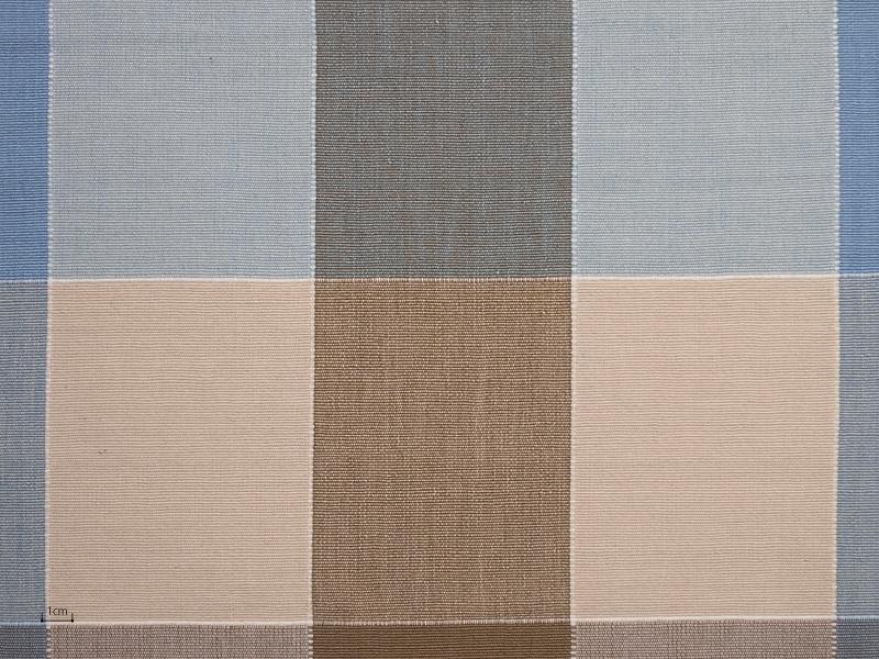 Cotton Checks Pucca 【 Pucca No.3 】 ( Sofa / Curtain )