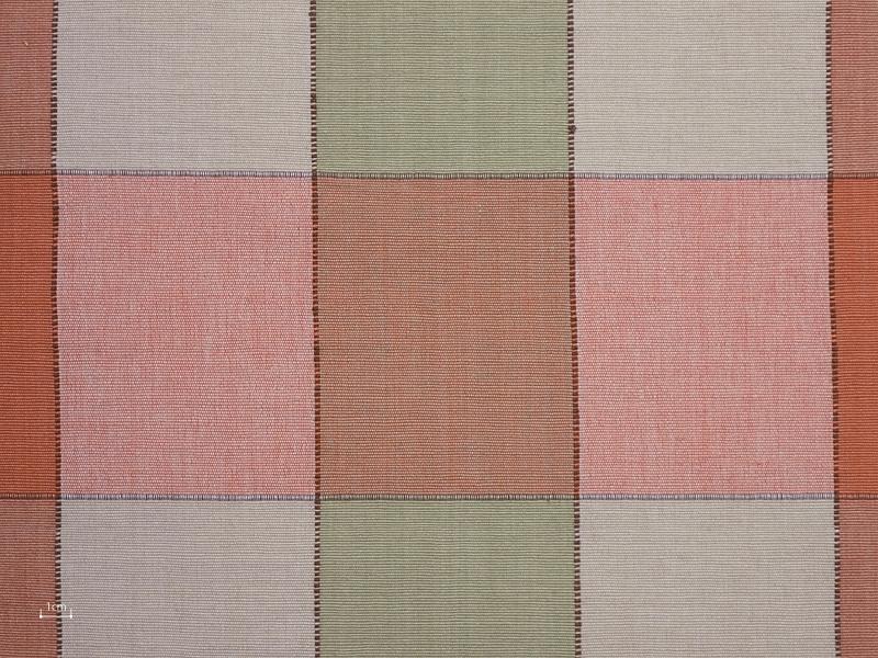 Cotton Checks Pucca 【 Pucca No.4 】 ( Sofa / Curtain )