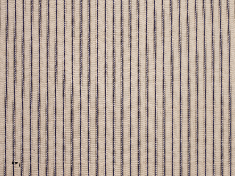 Cotton Stripes Ticka 【 Ticka No.15 】 ( Sofa / Curtain )