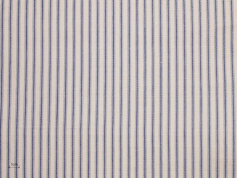 Cotton Stripes Ticka 【 Ticka No.17 】 ( Sofa / Curtain )