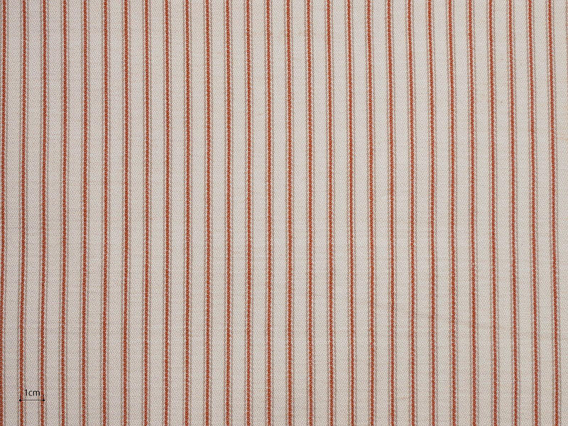 Cotton Stripes Ticka 【 Ticka No.5 】 ( Sofa / Curtain )