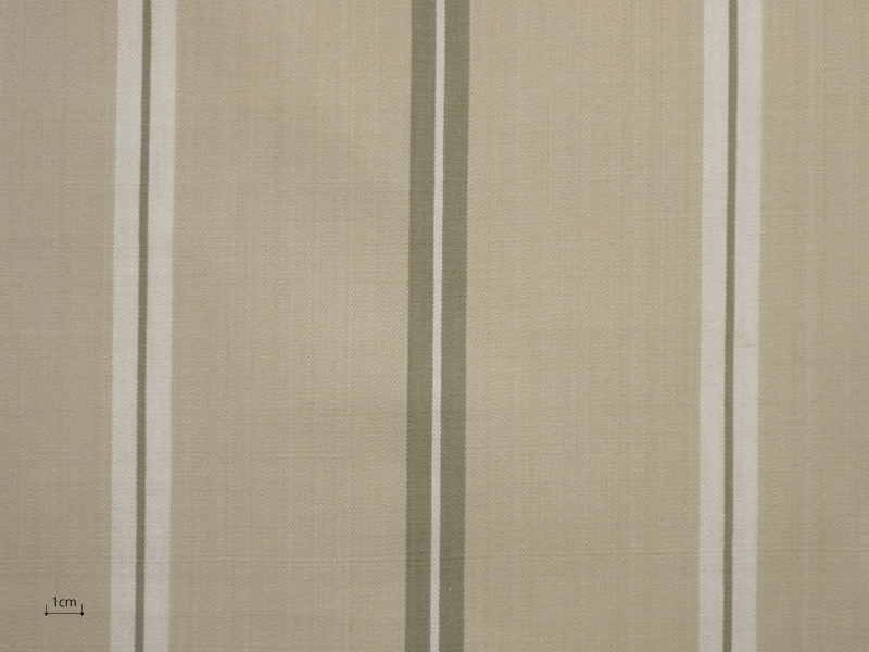 Cotton Stripes Toshkana 【 Toshkana No.1 】 ( Curtain )