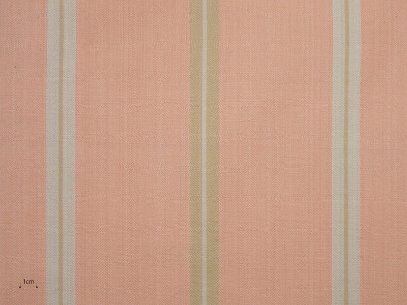 Cotton Stripes Toshkana 【 Toshkana No.3 】 ( Curtain )