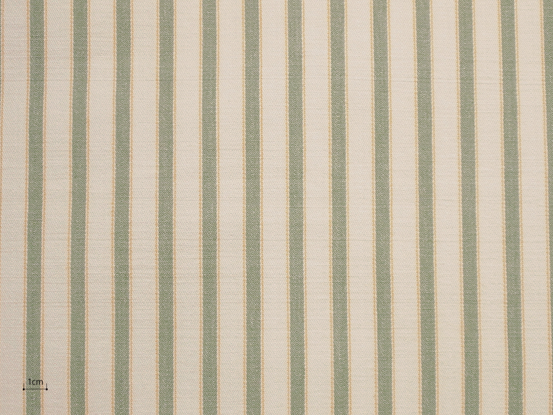 Cotton Stripes Tulsi 【 Tulsi No.4 】 ( Sofa / Curtain )
