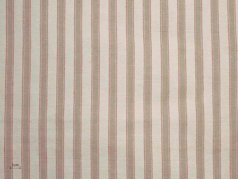 Cotton Stripes Tulsi 【 Tulsi No.5 】 ( Sofa / Curtain )