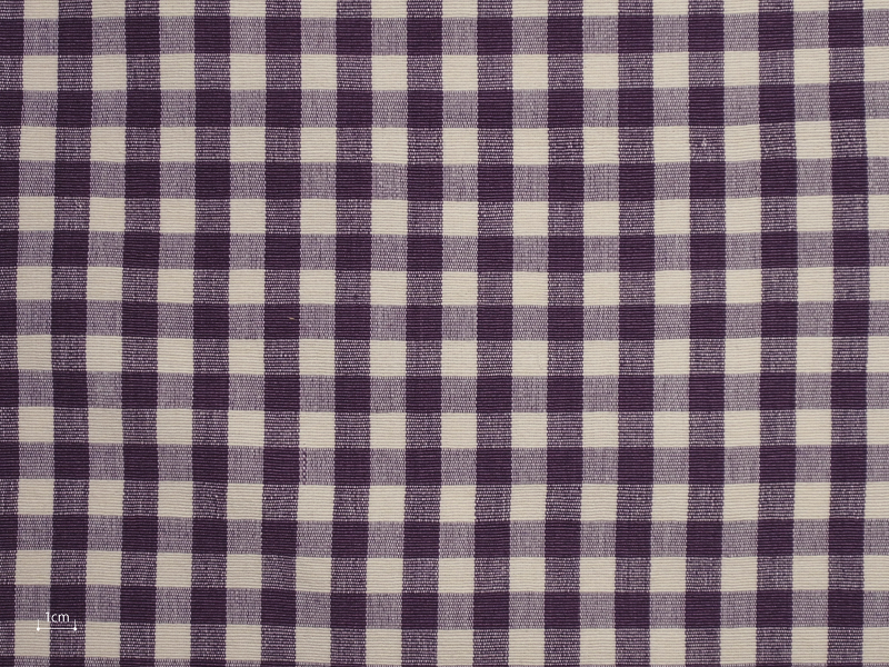 Cotton Checks Ziro 【 Ziro No.2 】 ( Sofa / Curtain )