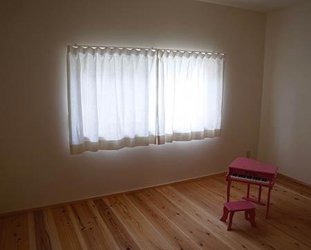 白井邸 女の子部屋