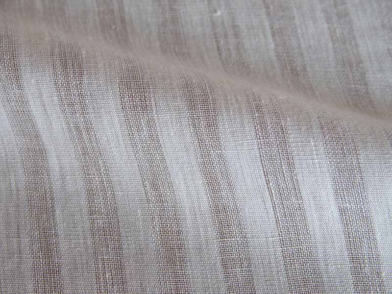 Linen Stripes Naturals 【 Naturals No.19 】 ( Curtain )