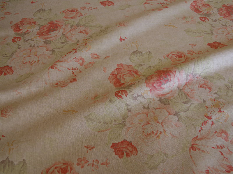 Linen Flower Naturals 【 Naturals Bibury Teastain 】 ( Sofa / Curtain )