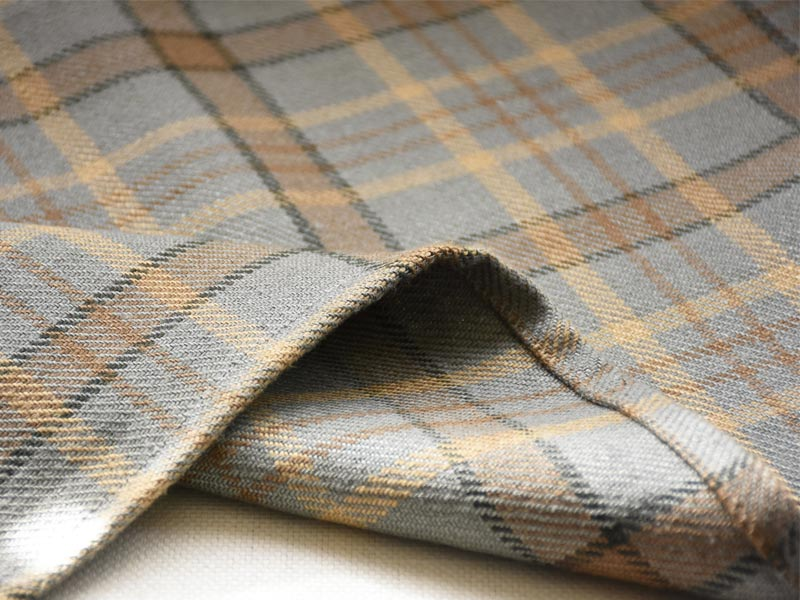 Linen Checks Naturals 【LIBECO Naturals Plaid Check Aereo 】 ( Sofa / Curtain )