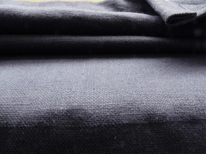 Linen Plains Naturals 【 Naturals Marine 】 ( Sofa / Curtain )