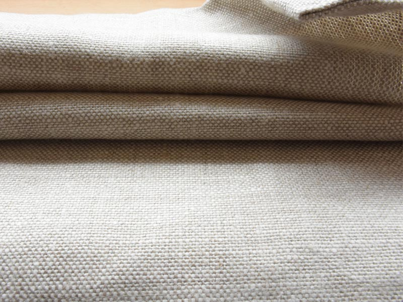 Linen Plains Naturals 【 Naturals Oatmeal 】 ( Sofa / Curtain )