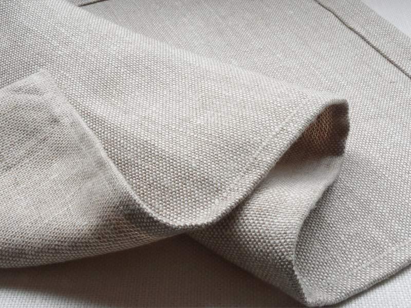 Linen Plains Naturals 【 Naturals Oatmeal 】 ( Sofa / Curtain )