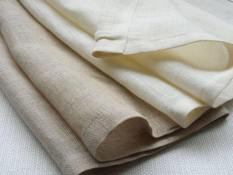Linen Plains Naturals 【 Naturals No.17 】 ( Curtain )