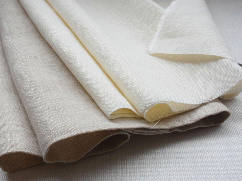 Linen Plains Naturals 【 Naturals No.9 】 ( Curtain )