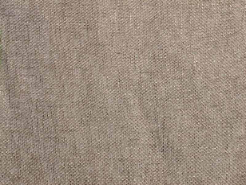 Linen Muslin 【 Naturals Glazed Changeant 】 ( Curtain )