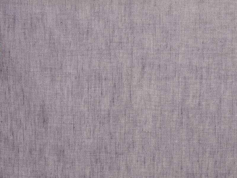 Linen Muslin 【 Naturals Glazed Purple】 ( Curtain )