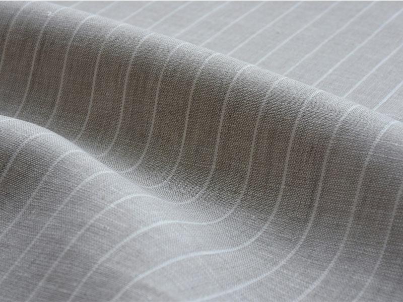 Linen Stripes Lina 【 Lina No.23 】 ( Curtain )