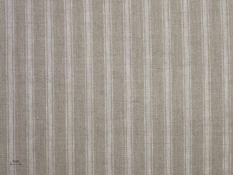Linen Stripes Lina 【 Lina No.52 】 ( Curtain )