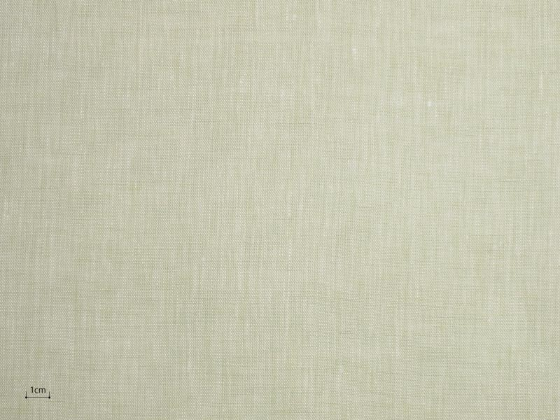 Linen Plains Lina 【 Lina Chambray Muscat 】 ( Curtain )