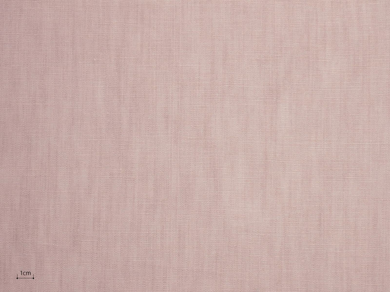Linen Plains Lina 【 Lina Chambray Pink 】 ( Curtain )