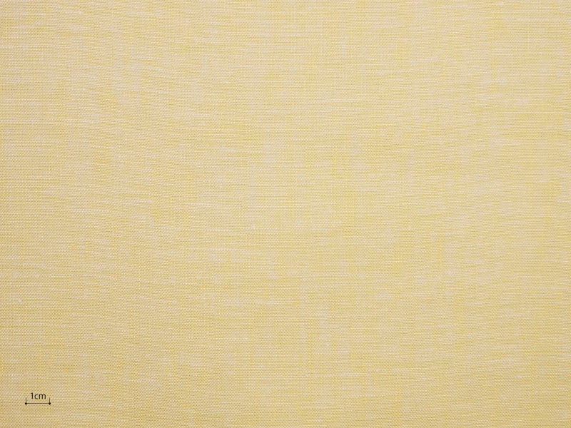 Linen Plains Lina 【 Lina Chambray Yellow 】 ( Curtain )