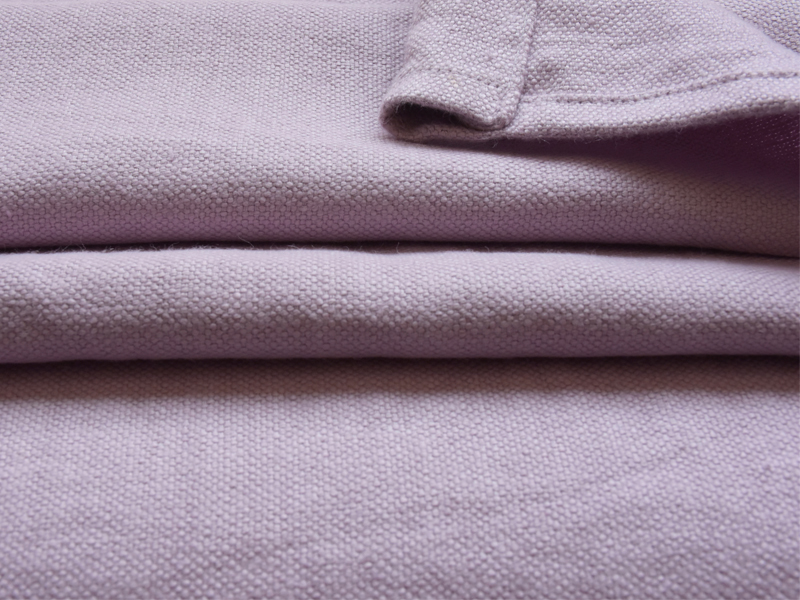 Linen Plains Lina 【Lina Lavender 】 ( Curtain )