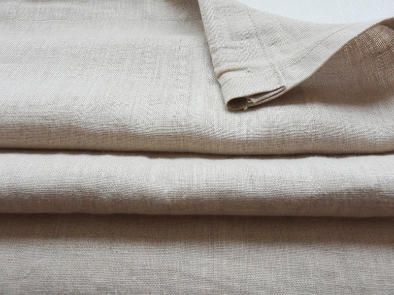 Linen Plains Lina 【 Lina Natural 】 ( Curtain )