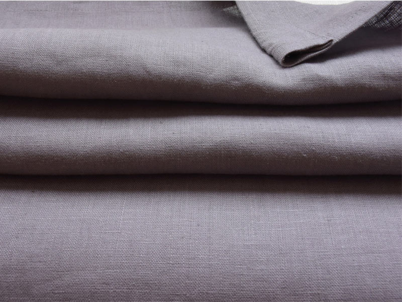 Linen Plains Lina 【 Lina Plum 】 ( Curtain )