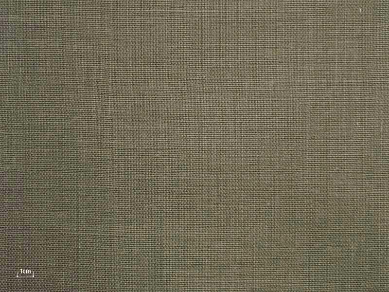 Linen Plains Naturals 【 Naturals Olive 】 ( Sofa / Curtain )