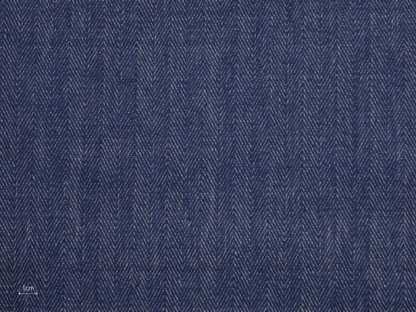 イギリス製のコットンヘリンボーン'TUSKA35は、しっかりした厚みのあるヘリンボーン織り。