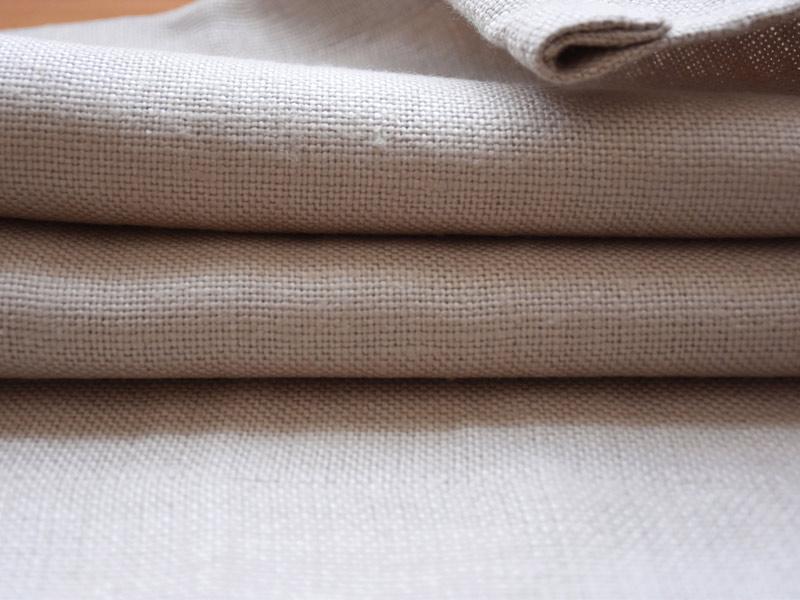 Linen Plains Naturals 【Naturals Stone】 ( Sofa / Curtain )