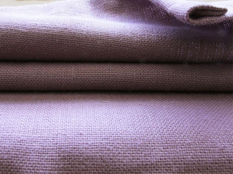 Linen Plains Naturals 【 Naturals Old Fig】 ( Sofa / Curtain )
