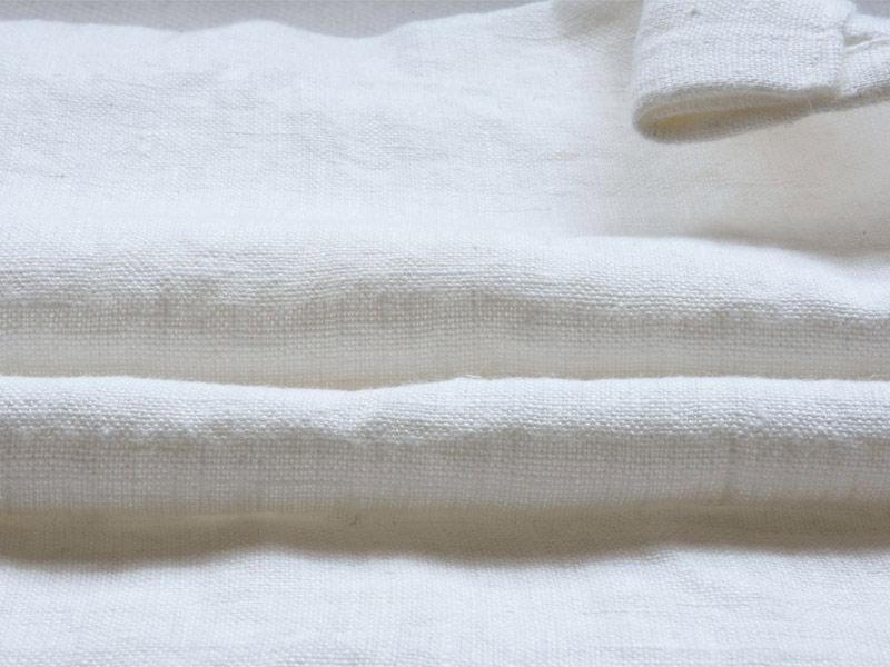 Linen Plains Lina【Lina Washed White】( Sofa / Curtain )