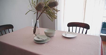 Chambray pink te-burukurosu サイズ加工済