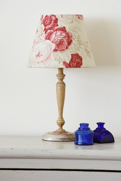 rosered-lamp