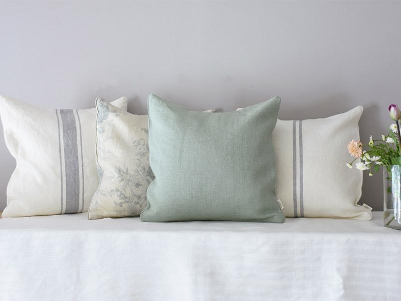 cushion-green