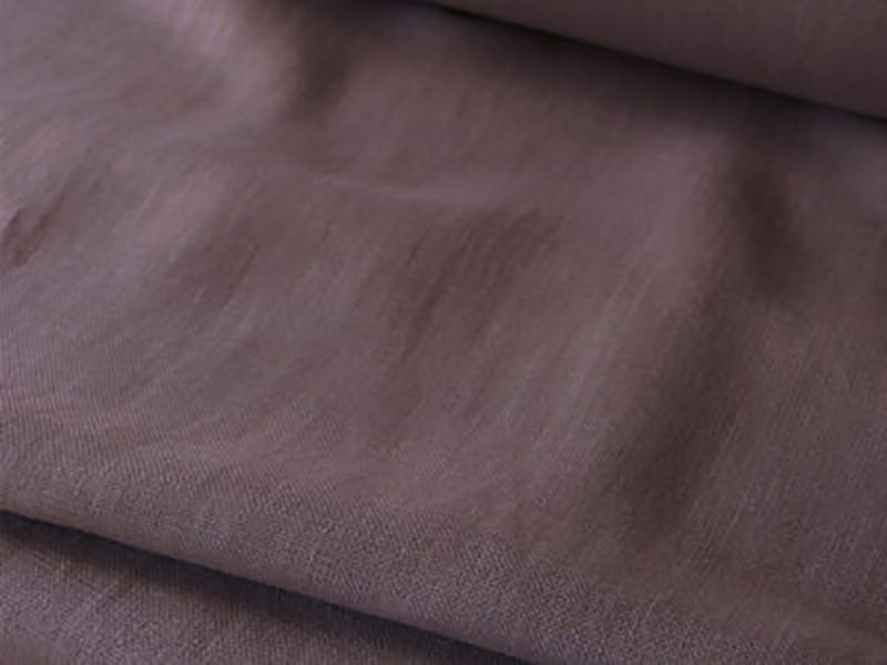 Linen Plains Naturals 【 Naturals  Amesyst】 ( Sofa / Curtain )